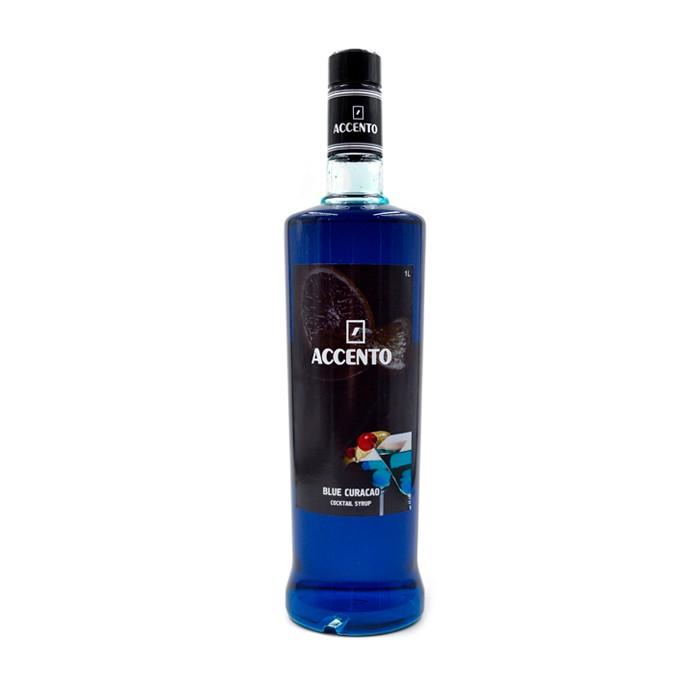 Сироп ACCENTO Blue Curasao 1л