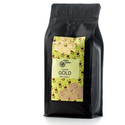 Свежеобжаренный кофе Verde Grano Gold